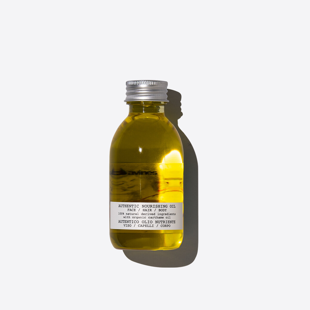 Davines Authentic Nourishing Oil 140 ml | 100% Natural