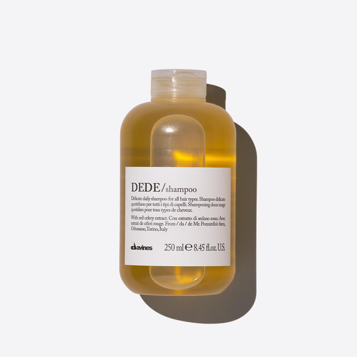 Davines DEDE Shampoo 250 ml | Limpieza Delicada