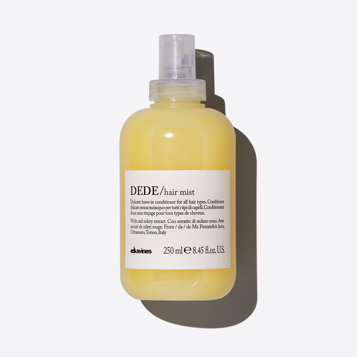 Davines DEDE Hair Mist 250 ml | Acondicionador sin Enjuagar