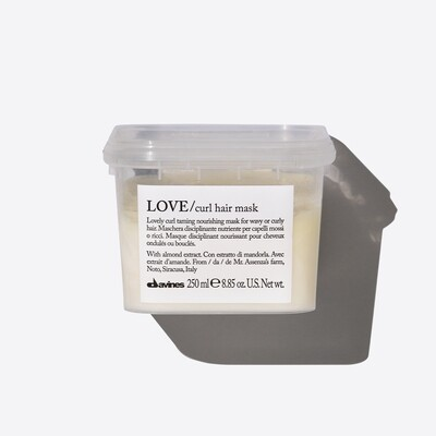 Davines Love Curl Hair Mask 250 ml | Cabello Rizado