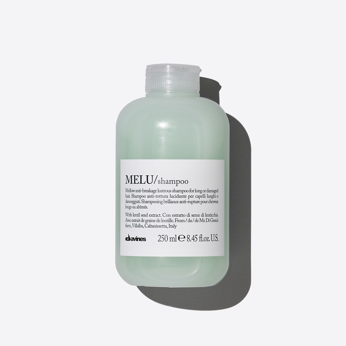 Davines MELU Shampoo 250 ml | Cabello Largo Quebradizo