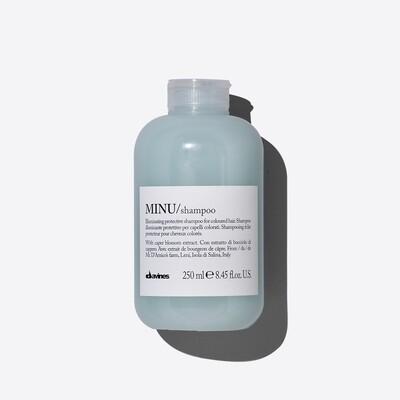 Davines MINU Shampoo 250 ml | Cabello con Color
