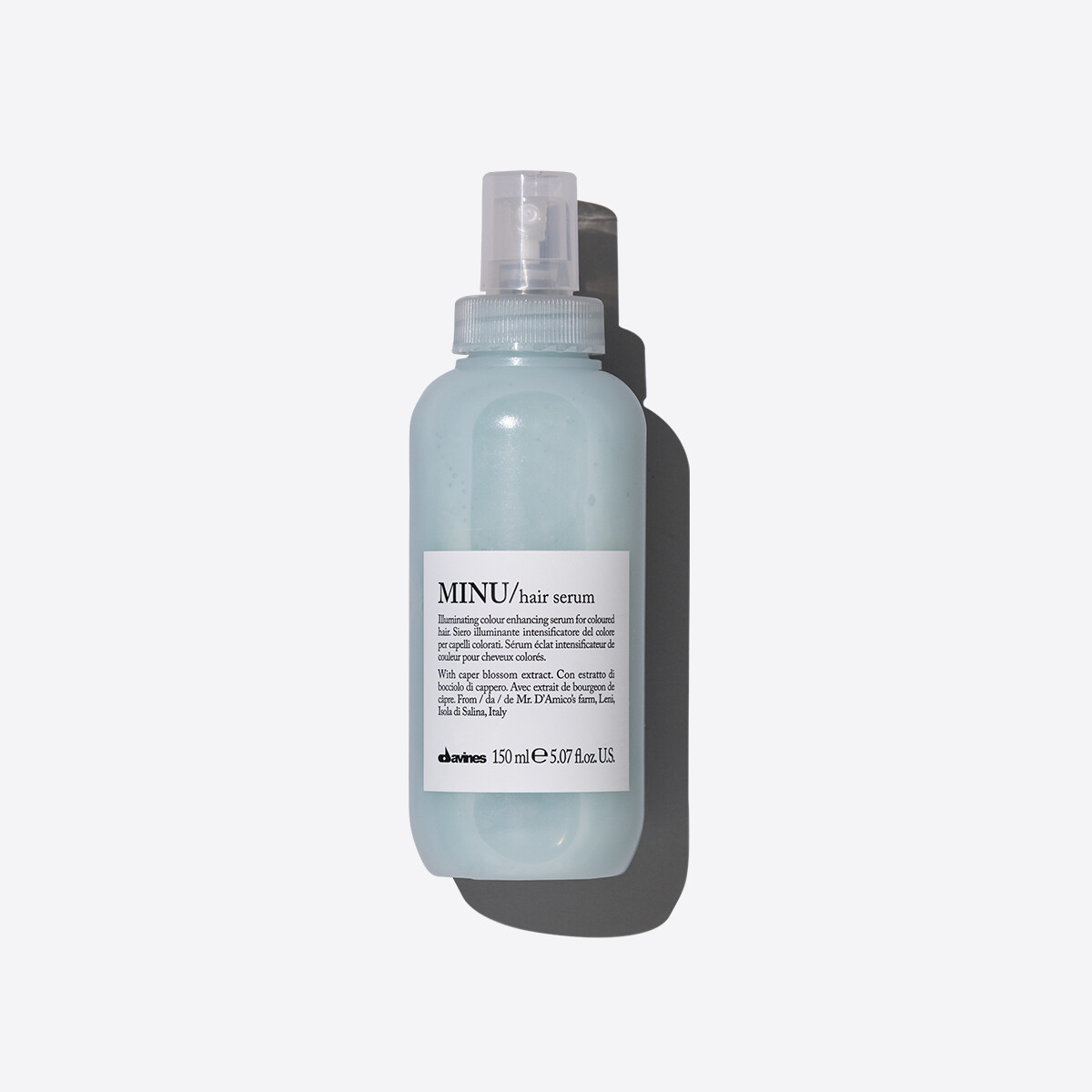 Davines MINU Hair Serum 150 ml | Cabello con Color