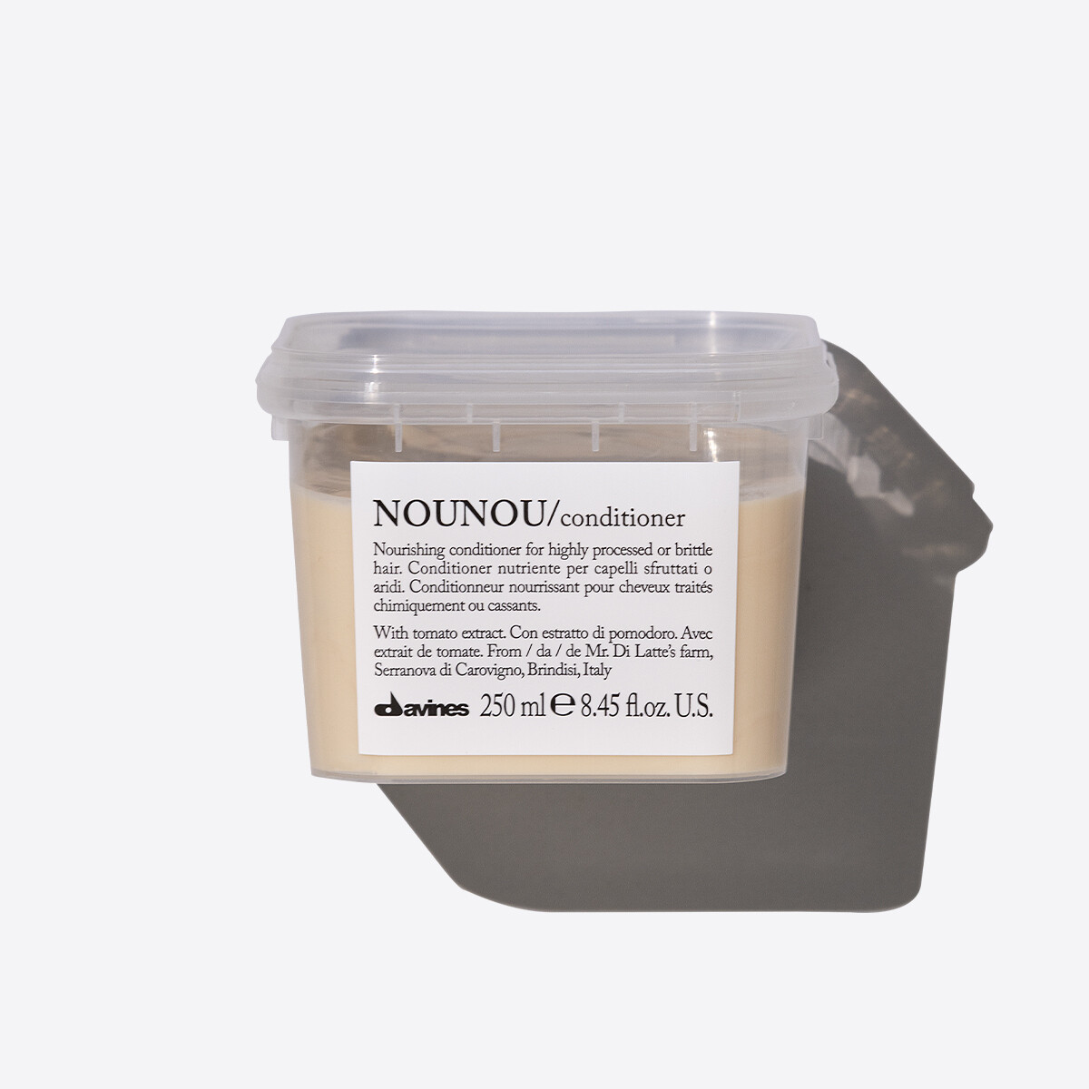 Davines NOUNOU Acondicionador 250 ml | Cabello con Mechas