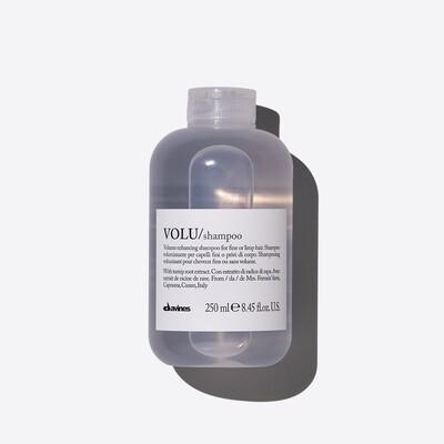 Davines VOLU Shampoo 250 ml | Cabello sin Volumen