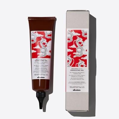 Davines Energizing Gel 150 ml | Cabello Adelgazado y Frágil