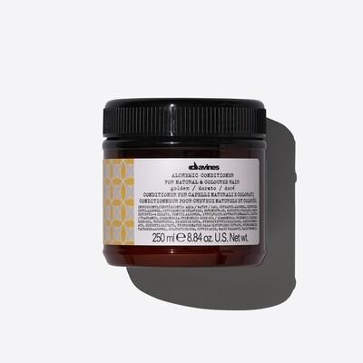 Davines Alchemic Acondicionador Dorado 250 ml