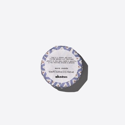 Davines This is a Strong Dry Wax 75 ml | Cera Fuerte Seca