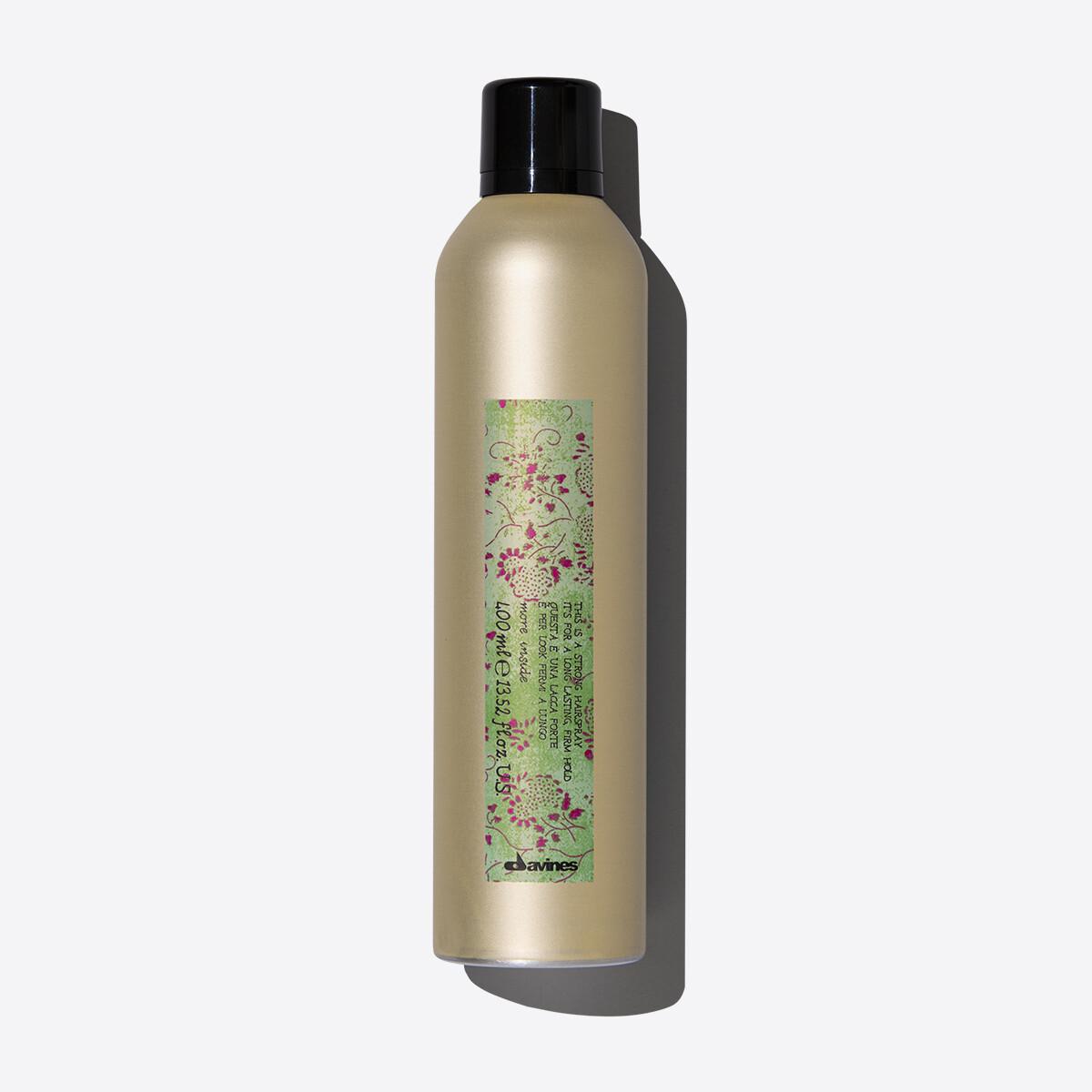 Davines This is a Strong Hairspray 400 ml | Spray Fijación Fuerte