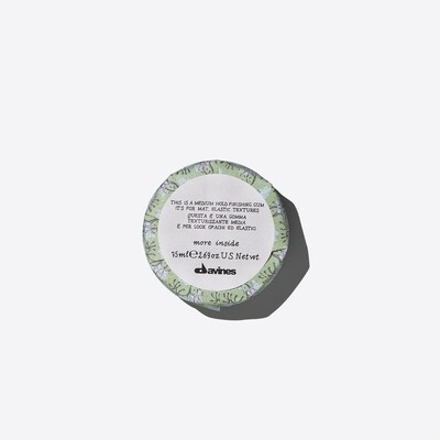 Davines This is a Medium Hold Finishing Gum 75 ml | Fijación Media