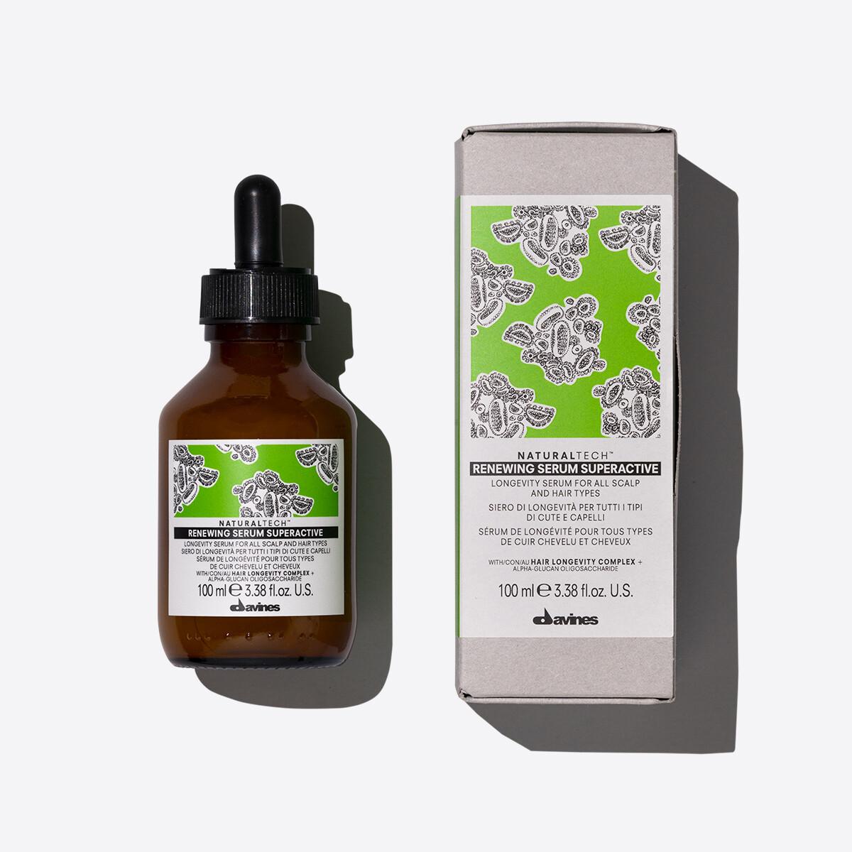 Davines Renewing Serum Superactive 100 ml | Longevidad Capilar