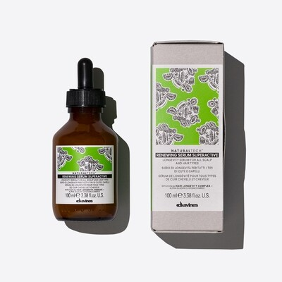 Davines Renewing Serum Superactive 100 ml   Longevidad Capilar