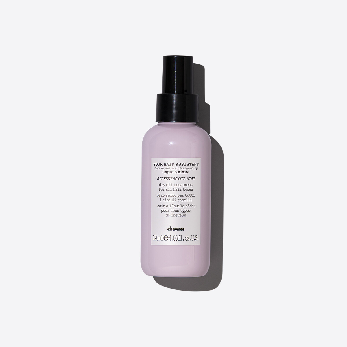 Davines Silkening Oil Mist 120 ml | Textura y Brillo