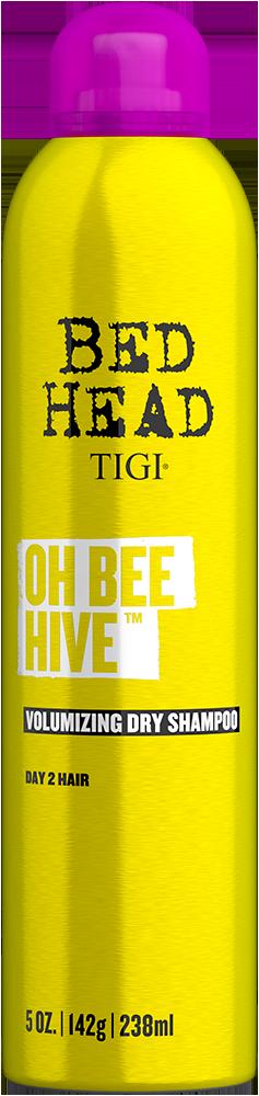 Bed Head Oh Bee Hive! 142 g   Shampoo en Seco Volumen