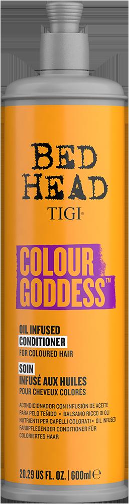 Bed Head Colour Goddess Shampoo 400 ml    Cabello con Color