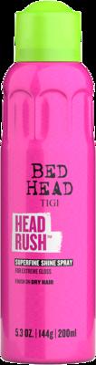 Bed Head Headrush 200 ml   Brillo en Spray sin Fijación