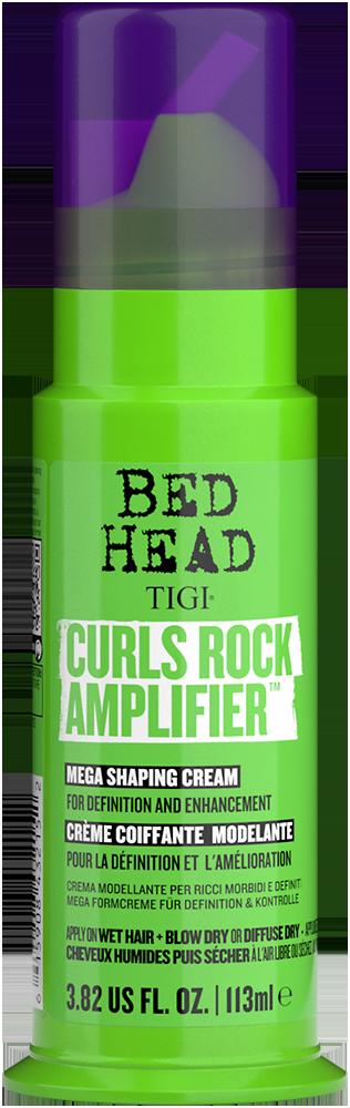 Bed Head Curls Rock Amplifier 150 ml | Crema Definición Rizos