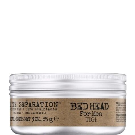 Bed Head for Men Matte Separation Workable Wax 85 g   Cera Mate