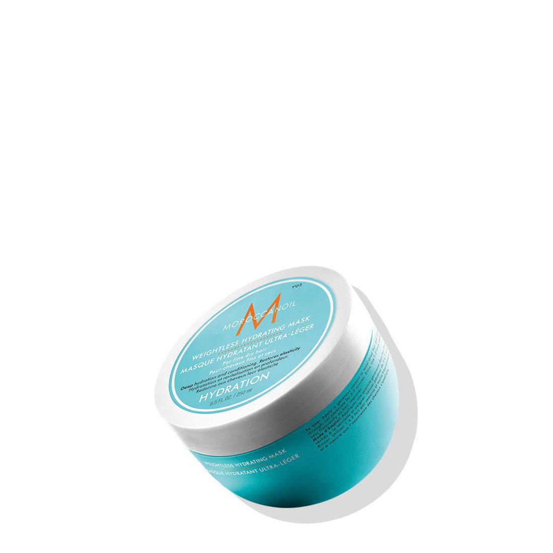 Moroccanoil Weighless Hydrating Mask 250 ml | Mascarilla Hidratante Ultraligera