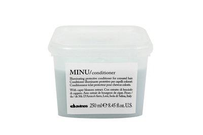 Davines MINU Acondicionador 250 ml | Cabello con Color
