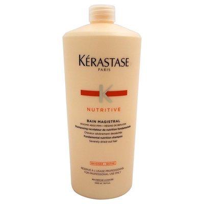 Kérastase Bain Magistral 1 lt | Shampoo Nutrición Fuertemente Seco