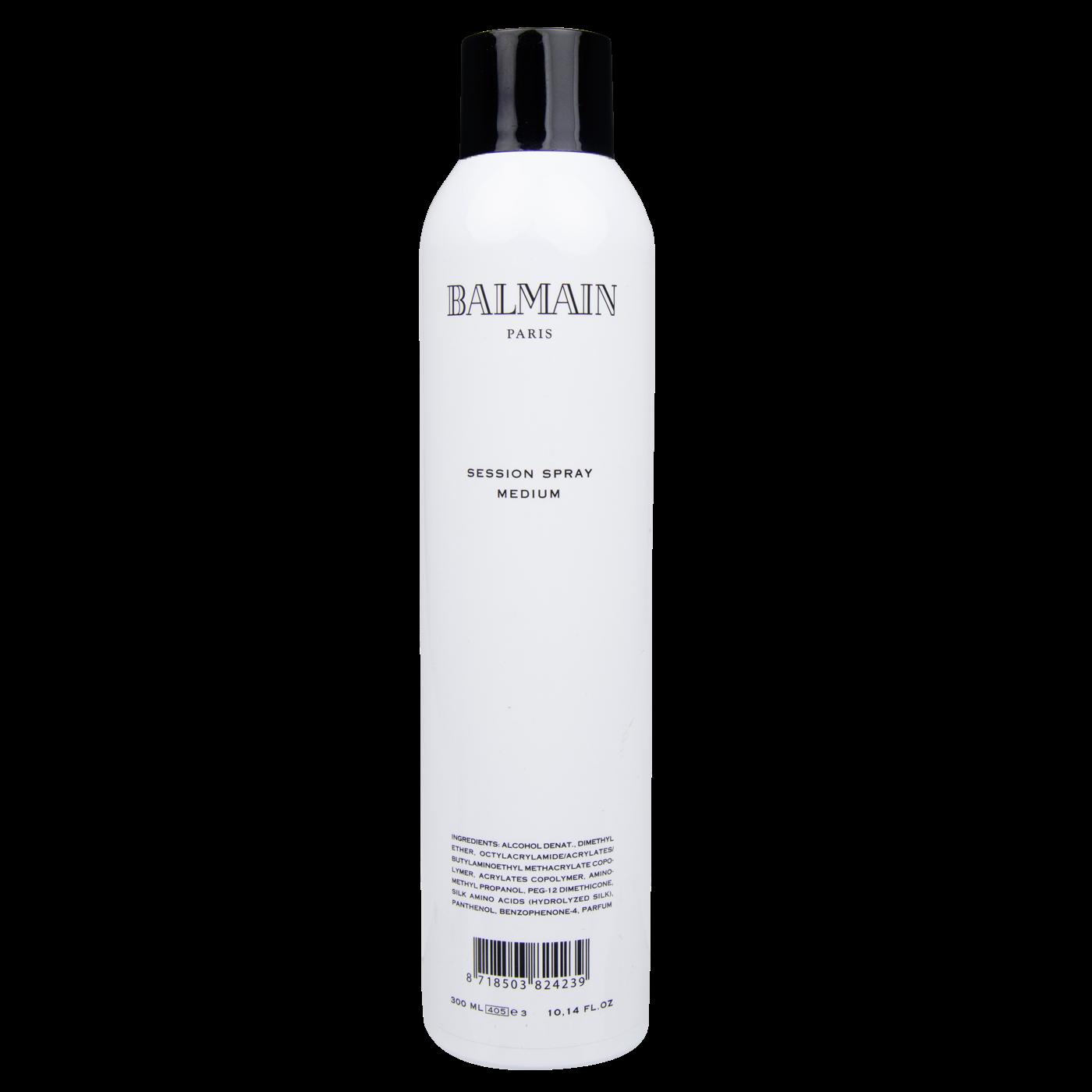 Balmain Session Spray Medium 300 ml | Fijación Media