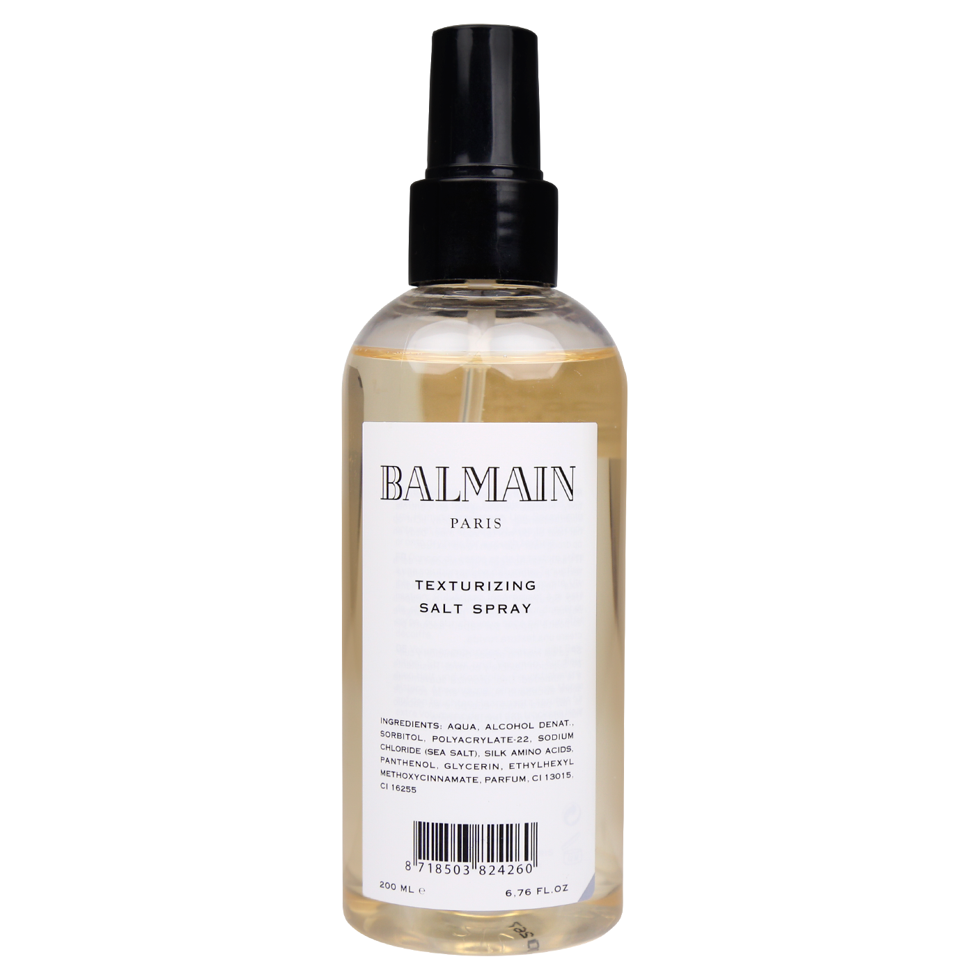 Balmain Texturizing Salt Spray 200 ml | Spray Texturizante con Sal de Mar