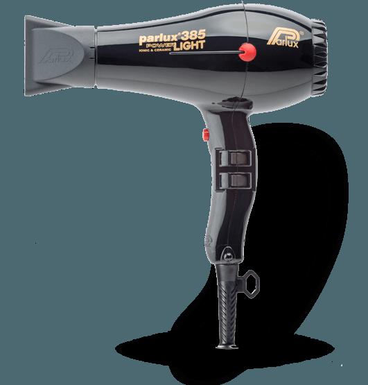Parlux 385 Power Light   Negro   2100 w