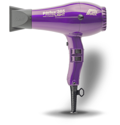 Parlux 385 Power Light | Violeta | 2100 w