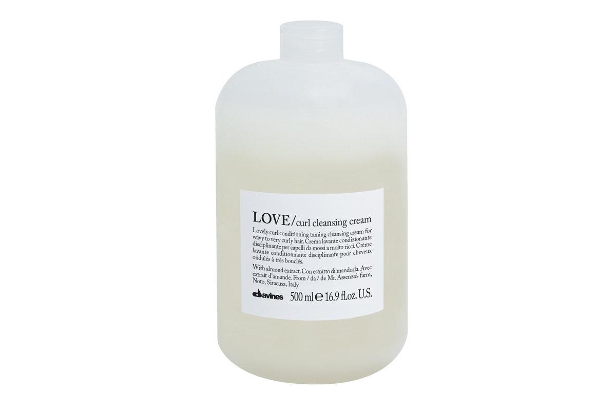 Davines Love Curl Cleansing Cream 500 ml | Co Wash Cabello Rizado