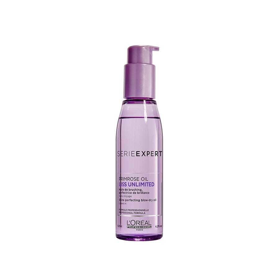 Loreal Liss Unlimited Aceite 125 ml | Secado
