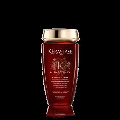 Kérastase Bain Riche Aura Botanica 250 ml   Shampoo 96% Ingredientes Naturales Hidratación Profunda