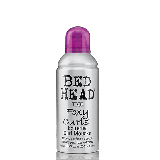 Bed Head Foxy Curls Mousse 250 ml | Rizos