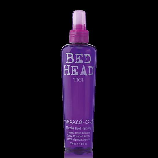 Bed Head Maxxed Out 236 ml | Spray sin Aerosol Volumen