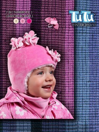 шапка детская tu-tu