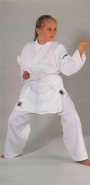 KWON Club Line Karate harjoituspuku 140 cm