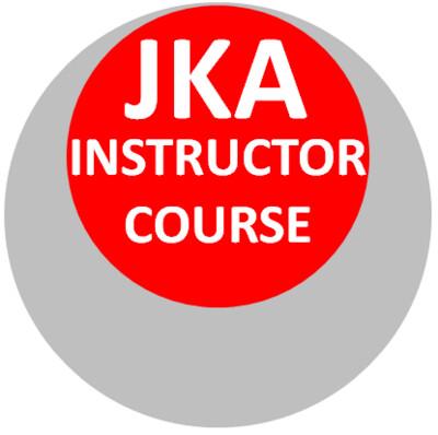 JKA Instructor Course 2021-2023