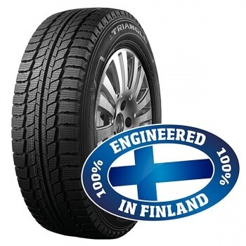 Triangle SnowLink Van -Engineered in Finland- Pakettiautoihin Kitka 195/70-15C Q