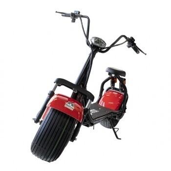 Kontio Motors Kruiser 2.0 Premium Pack Red