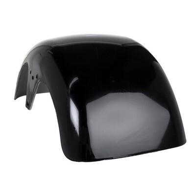 Kontio Motors Kruiser: kiiltävä musta lokasuojapari