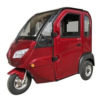 Kontio Motors Kontio Autokruiser, Red