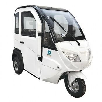 Kontio Motors Kontio Autokruiser, White