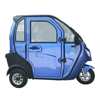 Kontio Motors Kontio Autokruiser Premium, Blue