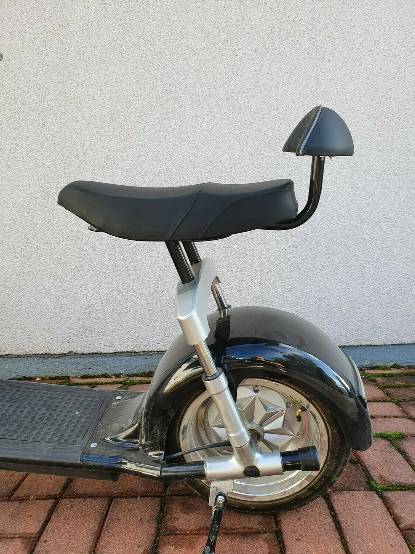 Apollo Coffee Rider/ Kontio Motors Deluxe tuplapenkki.