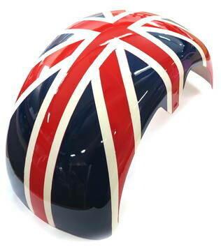 Kontio Motors Kruiser: Britannia  lokasuojapari