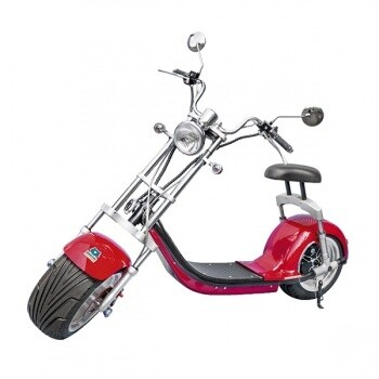 Kontio Motors Kruiser Deluxe Red