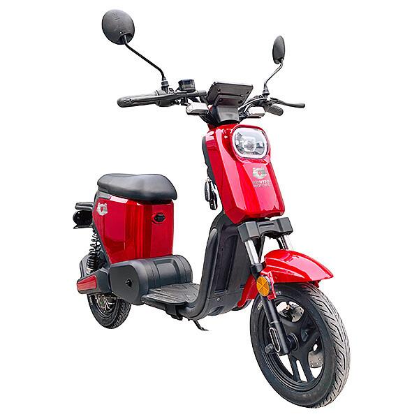 Kontio Motors Kontio e-Move Mopo Red
