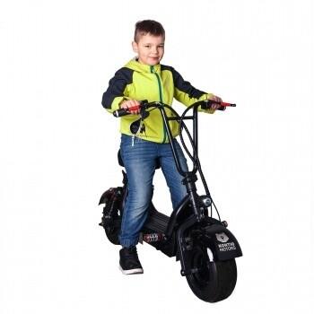 Kontio Motors Lasten Kruiser Black 2-paikkainen  Huom! Saapuu varastoon 20.5.2021 Tilaa ennakkoon!
