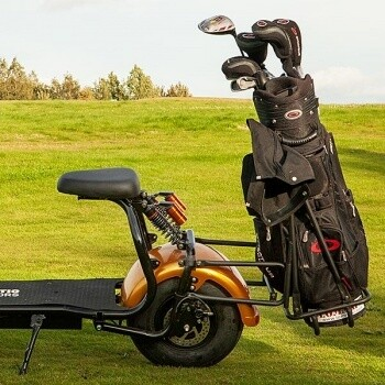 Kontio Motors Kruiser 2.0: Golf bag teline. Saapuva erä 15.5