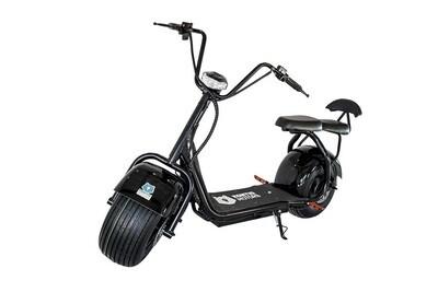 Kontio Motors Kruiser 2.0 Black Mopo 2-paikkainen